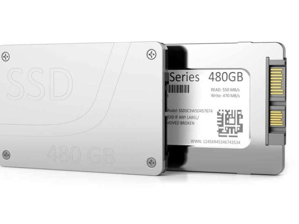 SSD Datenrettung und Wiederherstellung | GRÜN Data Recovery
