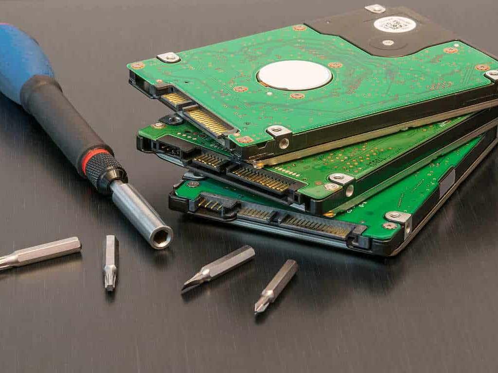 Festplatte ausbauen Laptop und PC