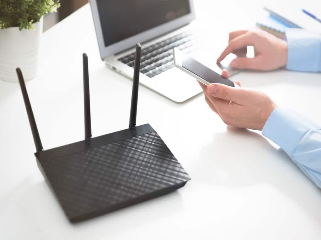 Internetverbindung Ursache für iPhone Fehler 14