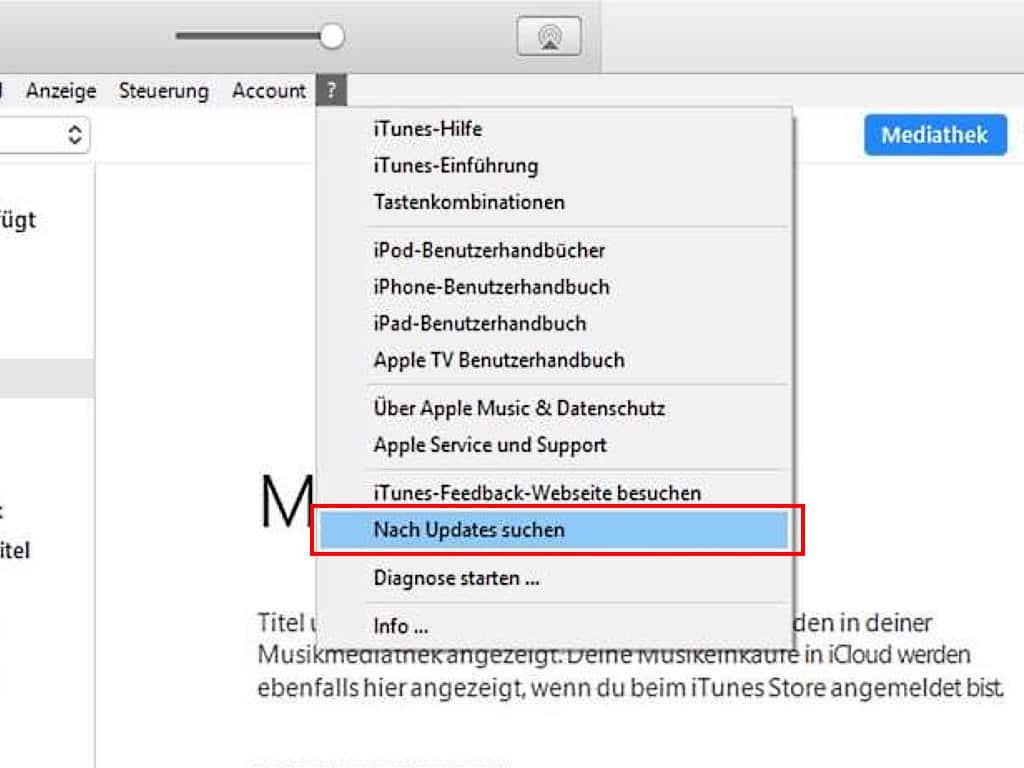 iOS Version Ursache für iPhone Fehler 14